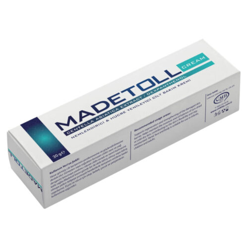Madetoll - Cilt Bakım Kremi