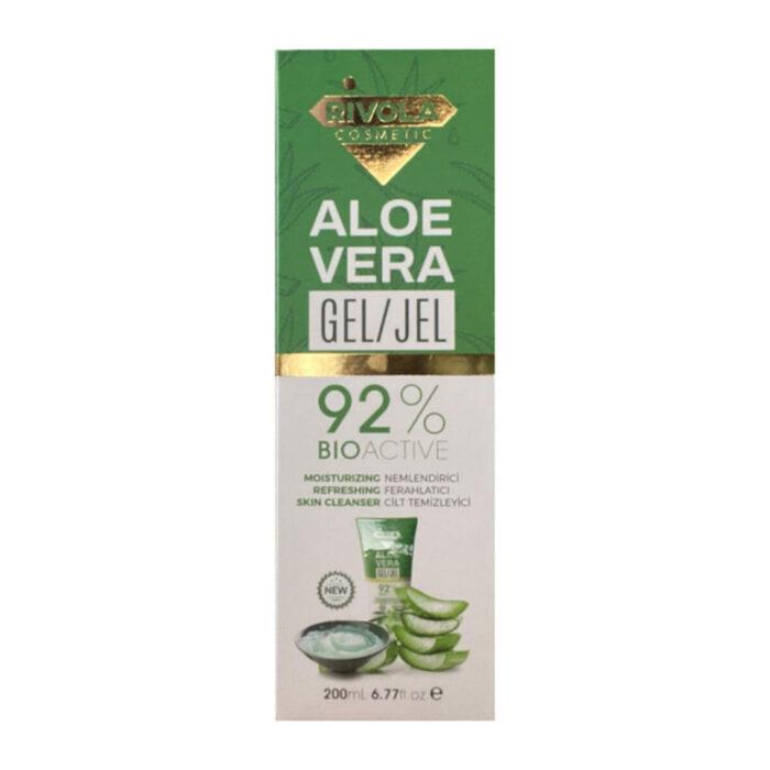 Rivola - %92 Aloe Vera Ferahlatıcı ve Nemlendirici
